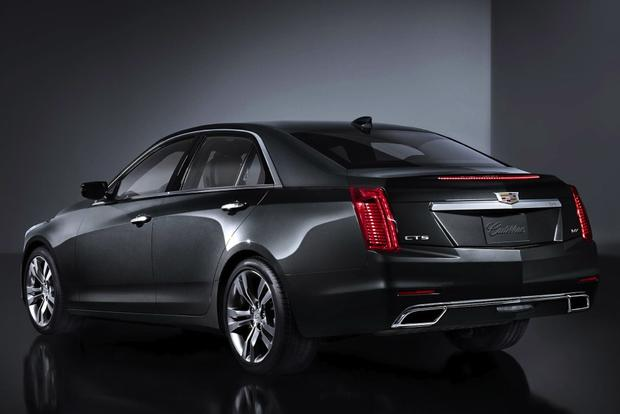 2015 Cadillac CTS: New Car Review featured image large thumb3