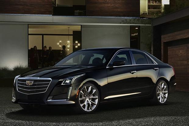 2015 Cadillac Cts New Car Review Autotrader