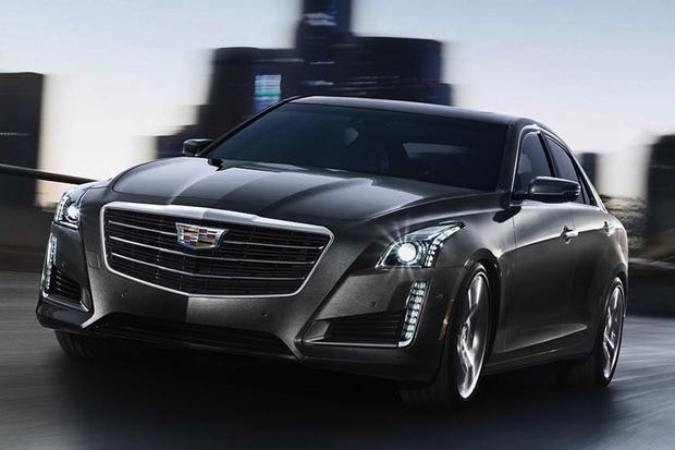 2015 Cadillac CTS: New Car Review featured image large thumb1