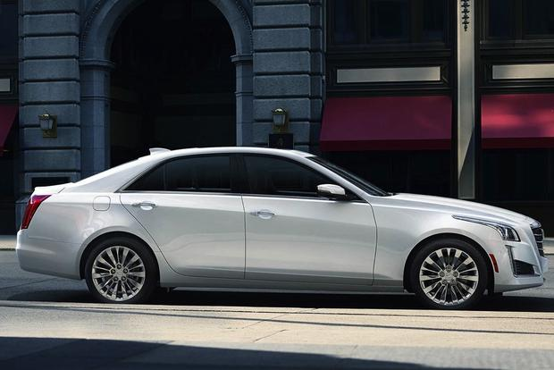 2015 Cadillac CTS: New Car Review featured image large thumb2