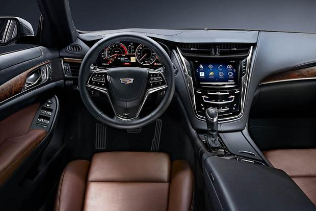 2016 Cadillac CTS: New Car Review featured image large thumb5