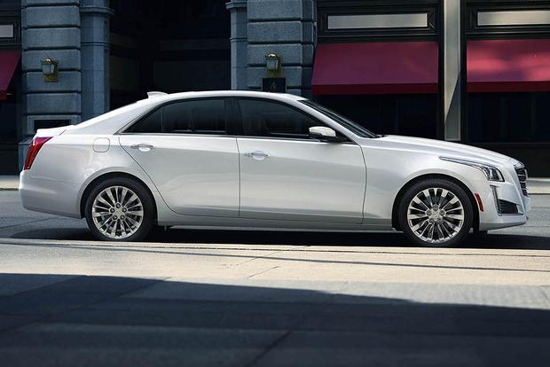2016 Cadillac CTS: New Car Review featured image large thumb4