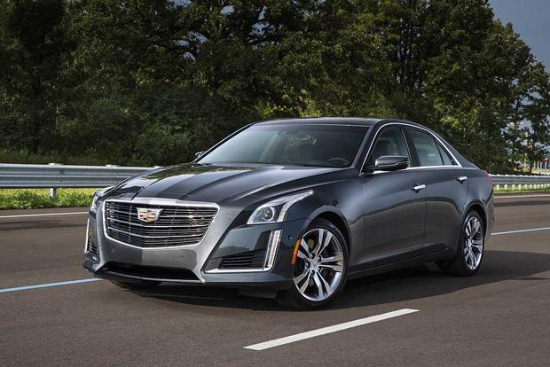 2016 Cadillac CTS: New Car Review featured image large thumb0