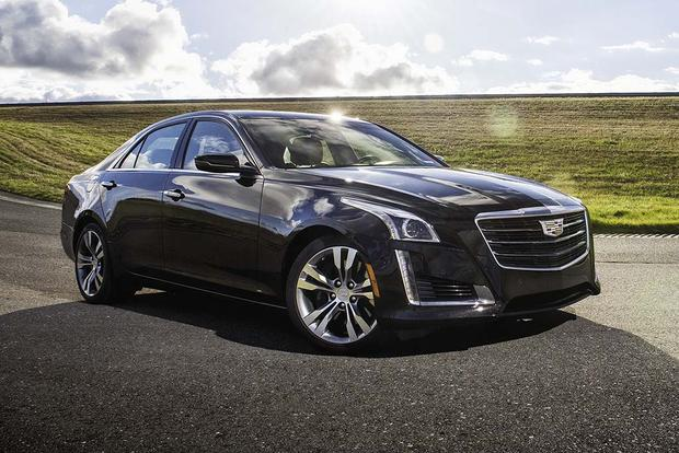2016 Cadillac CTS: New Car Review featured image large thumb2