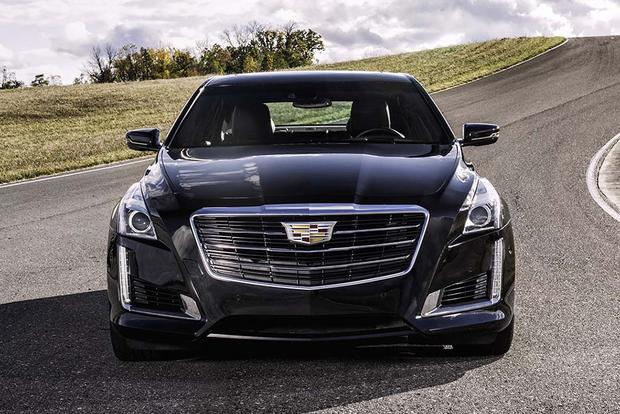2016 Cadillac CTS: New Car Review featured image large thumb3