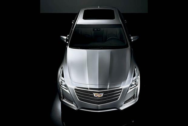 2017 Cadillac CTS: New Car Review featured image large thumb2
