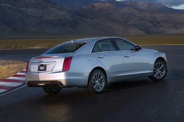 2017 Cadillac CTS: New Car Review featured image large thumb4
