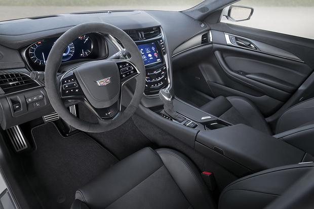 2018 Cadillac CTS: New Car Review featured image large thumb3