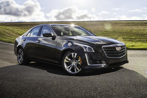 2018 Cadillac CTS: New Car Review featured image large thumb4