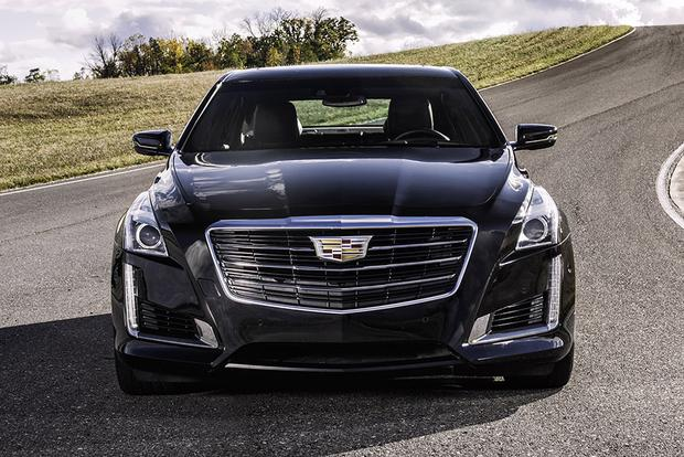 2018 Cadillac CTS: New Car Review featured image large thumb5