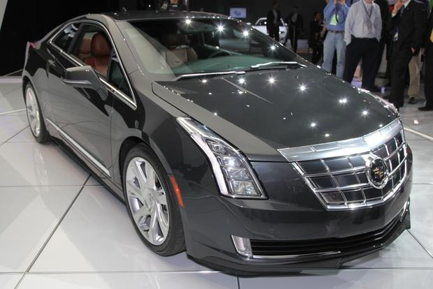 2014 Cadillac ELR: Detroit Auto Show featured image large thumb0