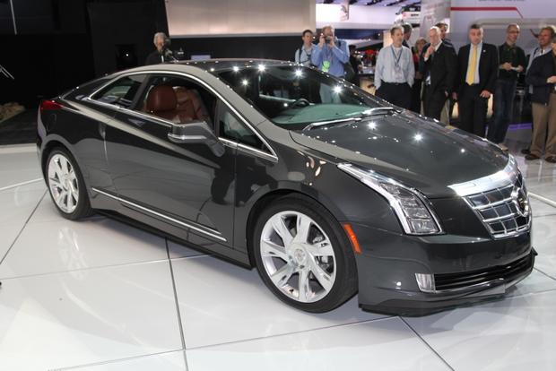 2014 Cadillac ELR: Detroit Auto Show featured image large thumb1