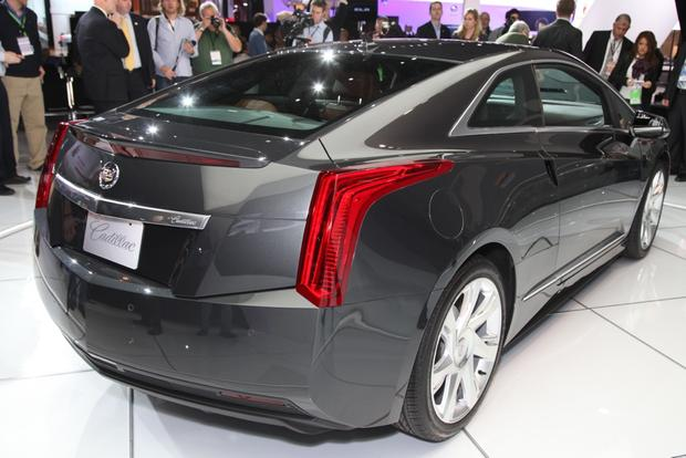 2014 Cadillac ELR: Detroit Auto Show featured image large thumb3