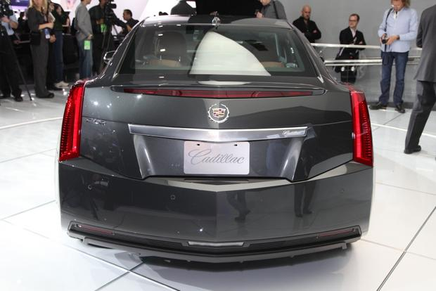 2014 Cadillac ELR: Detroit Auto Show featured image large thumb4