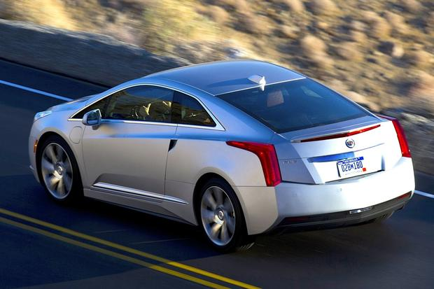 New Car Review 2017 Cadillac Elr