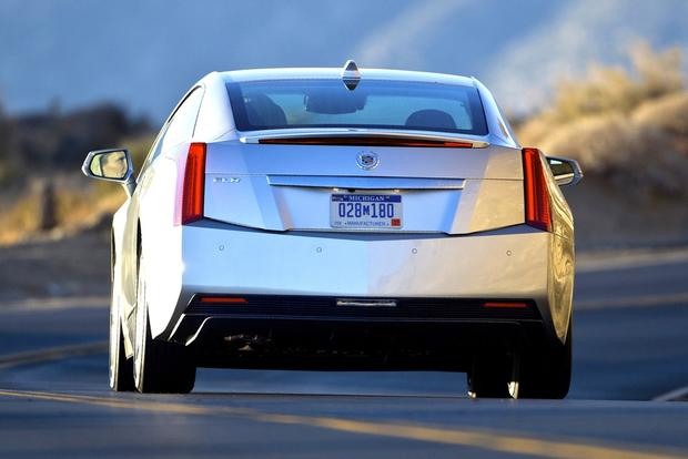 2014 Cadillac ELR: New Car Review featured image large thumb1
