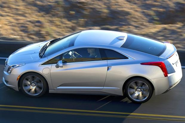 2014 Cadillac ELR: New Car Review featured image large thumb2