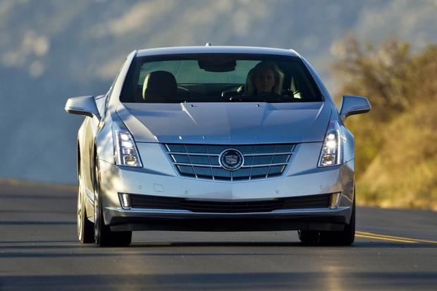 2014 Cadillac ELR: New Car Review featured image large thumb3