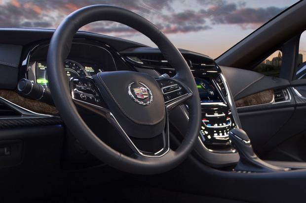 2014 Cadillac ELR: New Car Review featured image large thumb5
