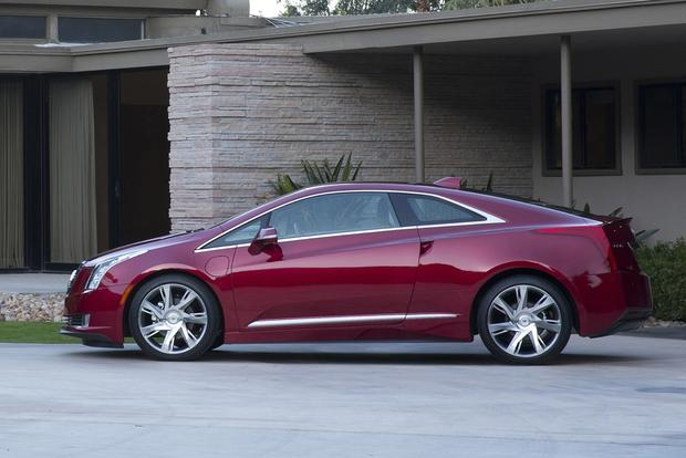 2014 Cadillac ELR: New Car Review featured image large thumb8