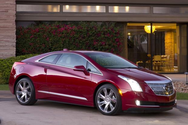 2014 Cadillac ELR: New Car Review featured image large thumb9