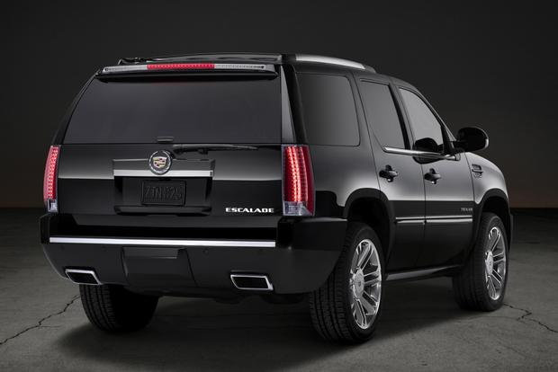2014 vs 2015 Cadillac Escalade Whats the Difference  Autotrader
