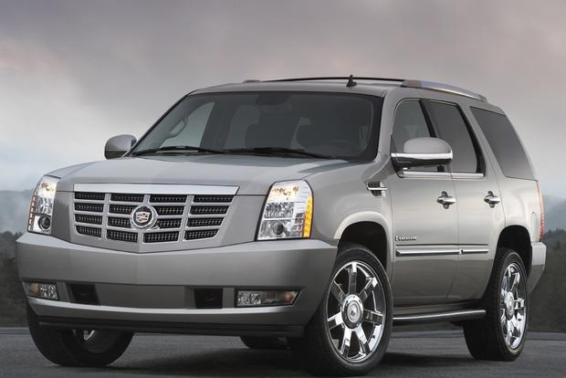 2007 2013 Cadillac Escalade Used Car Review Autotrader
