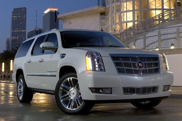 2007-2013 Cadillac Escalade: Used Car Review featured image large thumb4