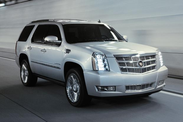 2013 Cadillac Escalade: New Car Review featured image large thumb1