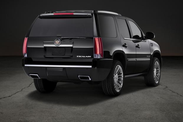 2013 Cadillac Escalade: New Car Review featured image large thumb5