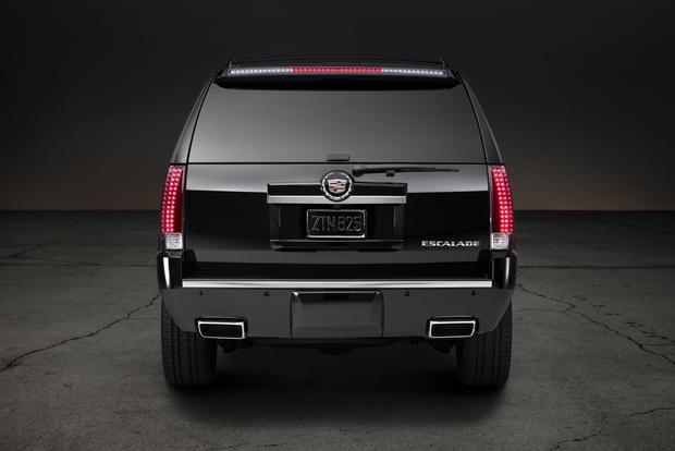 2013 Cadillac Escalade: New Car Review featured image large thumb6