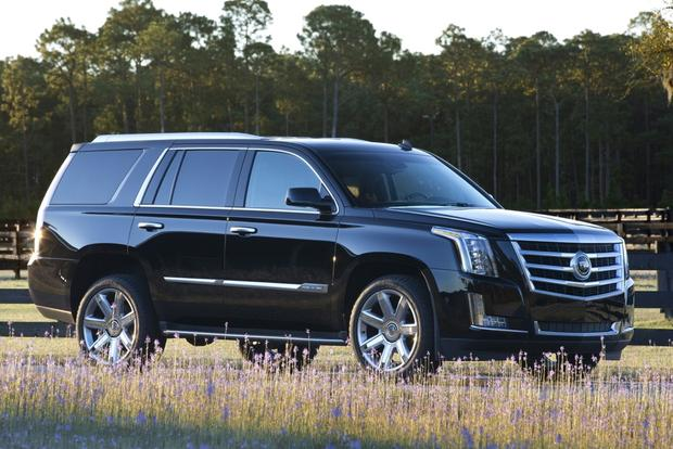 2015 Cadillac Escalade: New Car Review featured image large thumb19