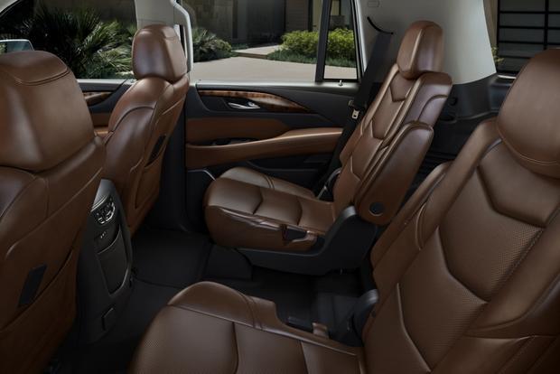 2015 Cadillac Escalade Vs 2015 Infiniti Qx80 Which Is