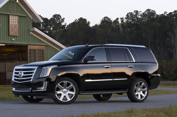 2015 Cadillac Escalade: New Car Review featured image large thumb27