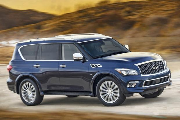 2015 Cadillac Escalade vs. 2015 Infiniti QX80: Which is Better? featured image large thumb7