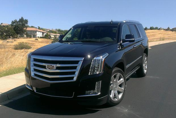 2015 Cadillac Escalade: New Car Review featured image large thumb35