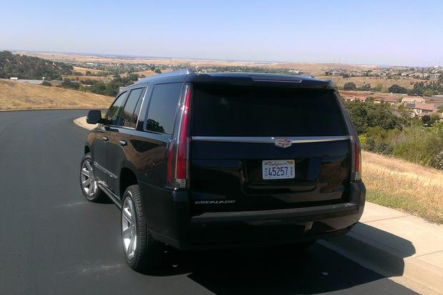 2015 Cadillac Escalade: Real World Review featured image large thumb2