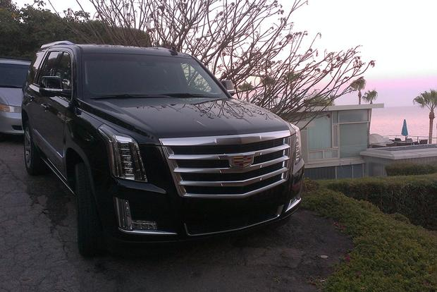 2015 Cadillac Escalade: New Car Review featured image large thumb36