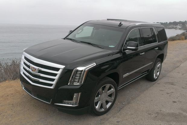 2015 Cadillac Escalade: New Car Review featured image large thumb38