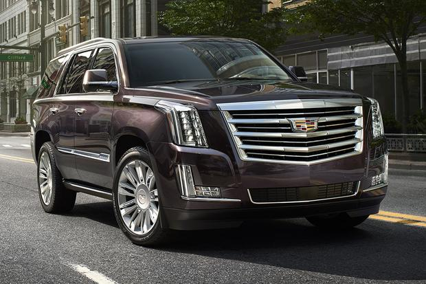 2015 Cadillac Escalade: New Car Review featured image large thumb9
