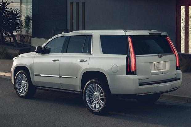 2015 Cadillac Escalade: New Car Review featured image large thumb11