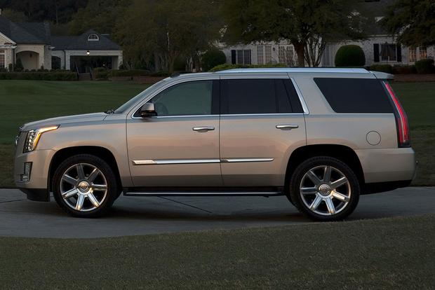 2015 Cadillac Escalade: New Car Review featured image large thumb12