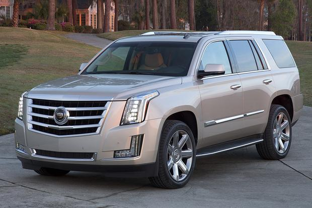 2015 Cadillac Escalade: New Car Review featured image large thumb14