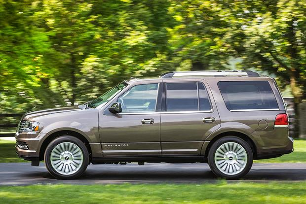2015 Cadillac Escalade vs 2015 Lincoln Navigator Which Is Better