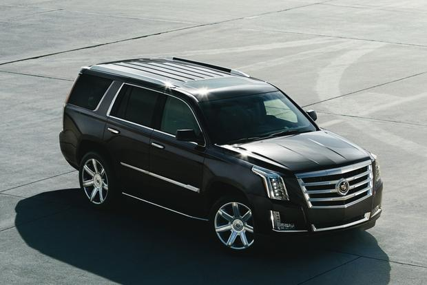 2016 Cadillac Escalade: New Car Review featured image large thumb4