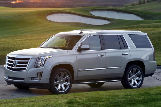 2015 Cadillac Escalade: New Car Review featured image large thumb24