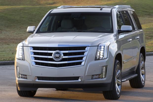 2016 Cadillac Escalade: New Car Review featured image large thumb0