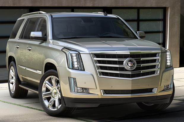 2015 Cadillac Escalade: New Car Review featured image large thumb4