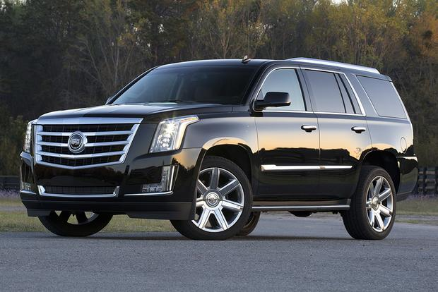 2015 Cadillac Escalade: New Car Review featured image large thumb6