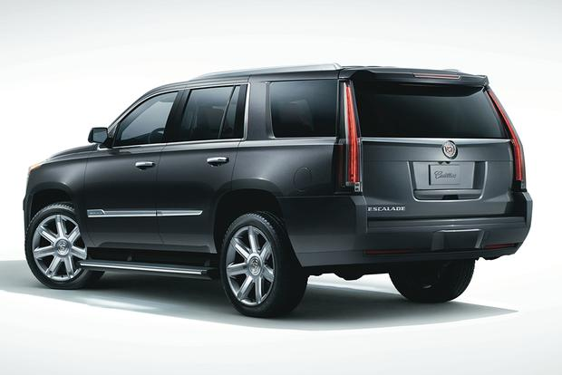 2015 Cadillac Escalade: New Car Review featured image large thumb10